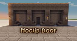[TUT] Noclip Door like platform 9 3/4 in harry potter Minecraft Map & Project