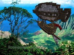 Roseanne's journey (airship) Minecraft Map & Project