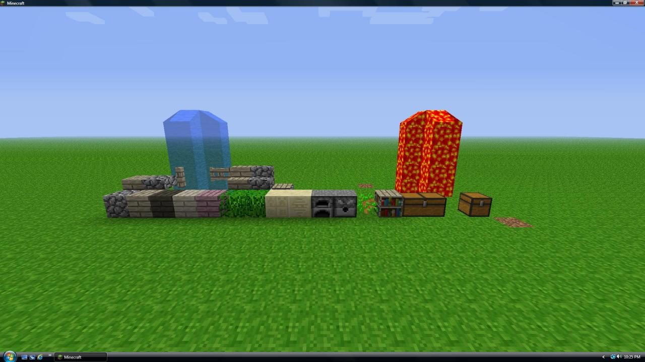 This is the in-game texture pack.