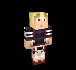 Thanks to Thedanyman for creating the Shulk skin used in this pack!