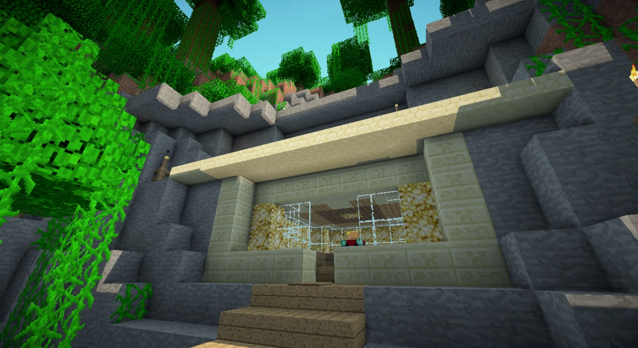 Minecraft automatic enchantment table minecraft project - Table d enchantement minecraft ...