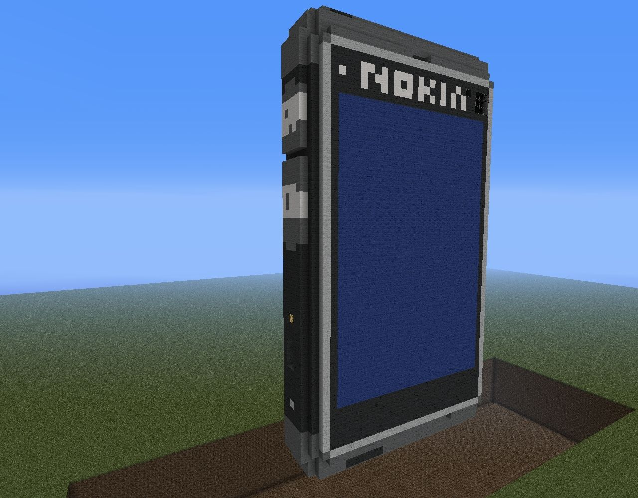 Nokia N8 By Mk Minecraft Project