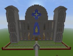 Church! Minecraft Map & Project
