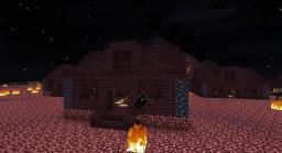 Nether Manor Minecraft Map & Project