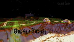 Omaha Beach - Minecraft Multiplayer custom map ( D-Day ) Minecraft Map & Project