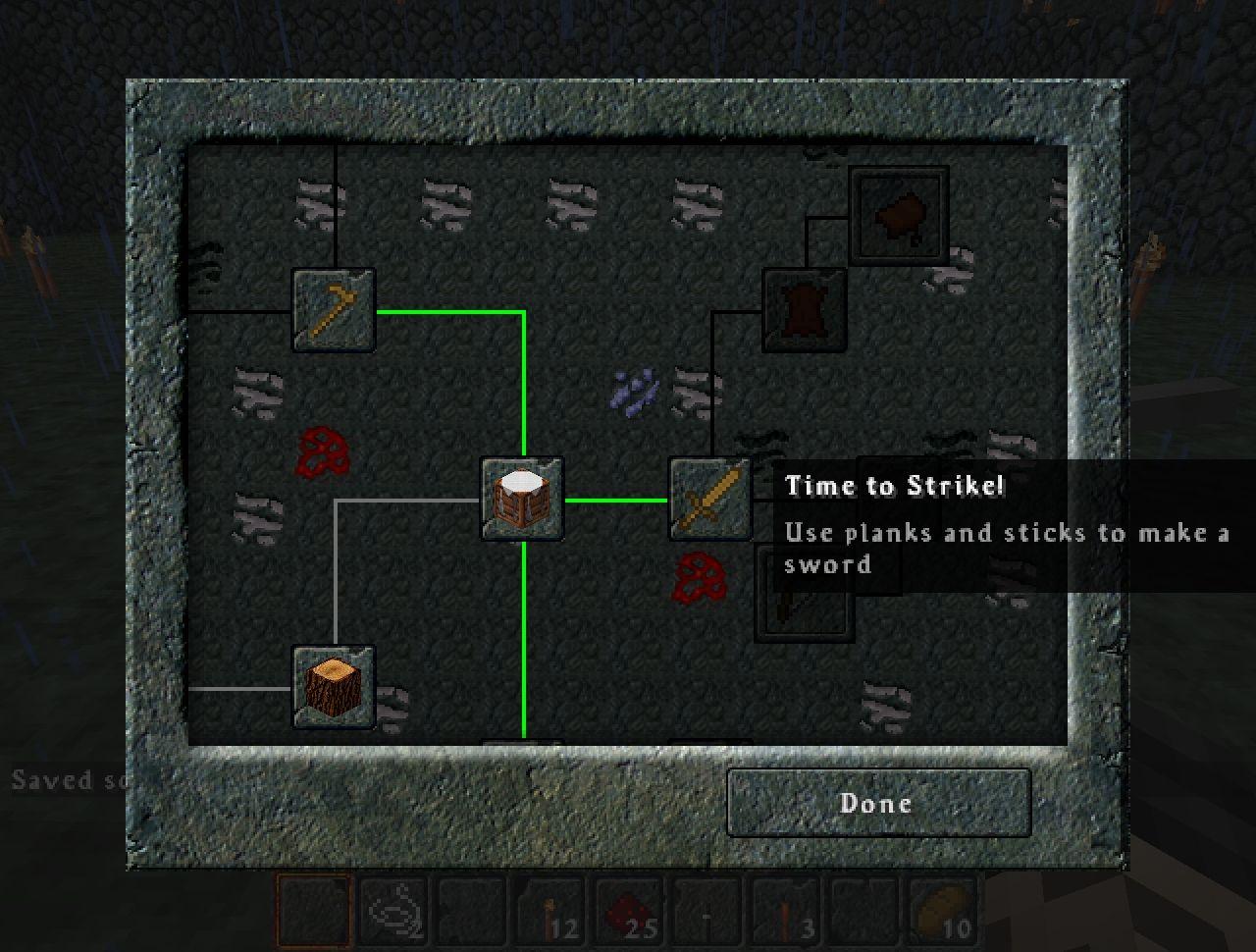 GUI: Achievements