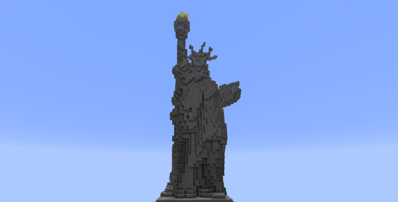 Statue In The Capitol - Munddushen's