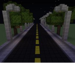 Fall Roads Craft Minecraft Texture Pack