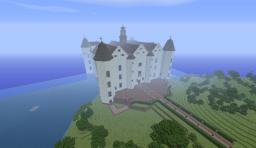 My Castel:  Schloß Glücksburg Minecraft Map & Project