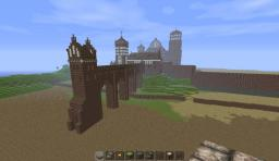 My Castel in Kwidzyn - Marienwerder Minecraft Map & Project
