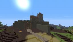 My Castel : Będzin in Poland Minecraft Map & Project