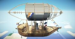 Air Ship - Beancraft.co.uk Minecraft