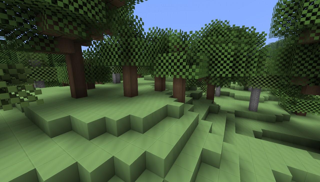 Slix Smooth Texture Pack Minecraft Texture Pack