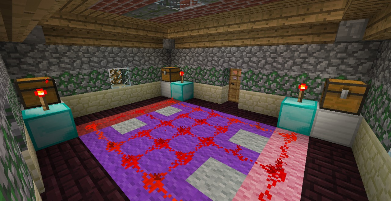what the room actually looks like in default (messy) xD
