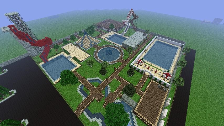 new project creating an amusement park essay Family, entertainment, planning - new project: creating an amusement park.