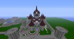 ChickenCraft Spawn Area Minecraft Project
