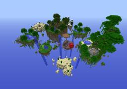 Survival Floating Islands Minecraft
