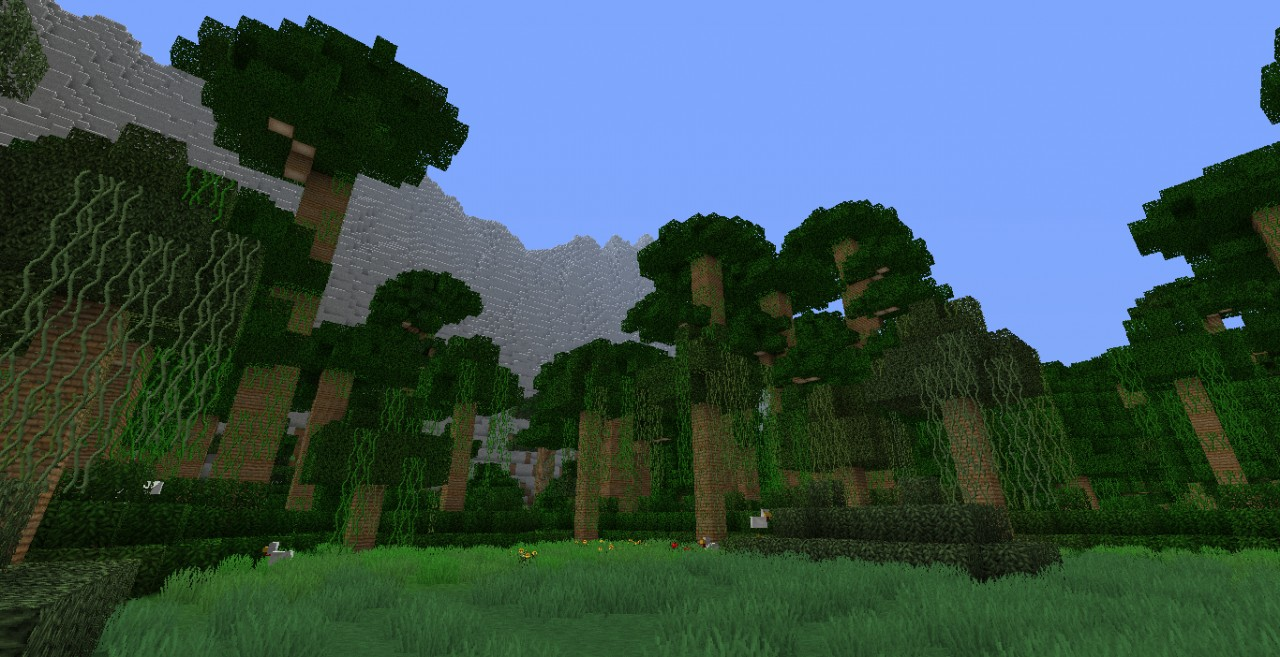 Jungle Biome