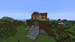 Project - Villa Hill Minecraft Map & Project