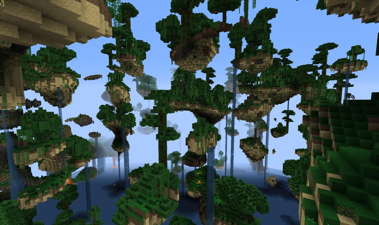 Sandstone Jungle