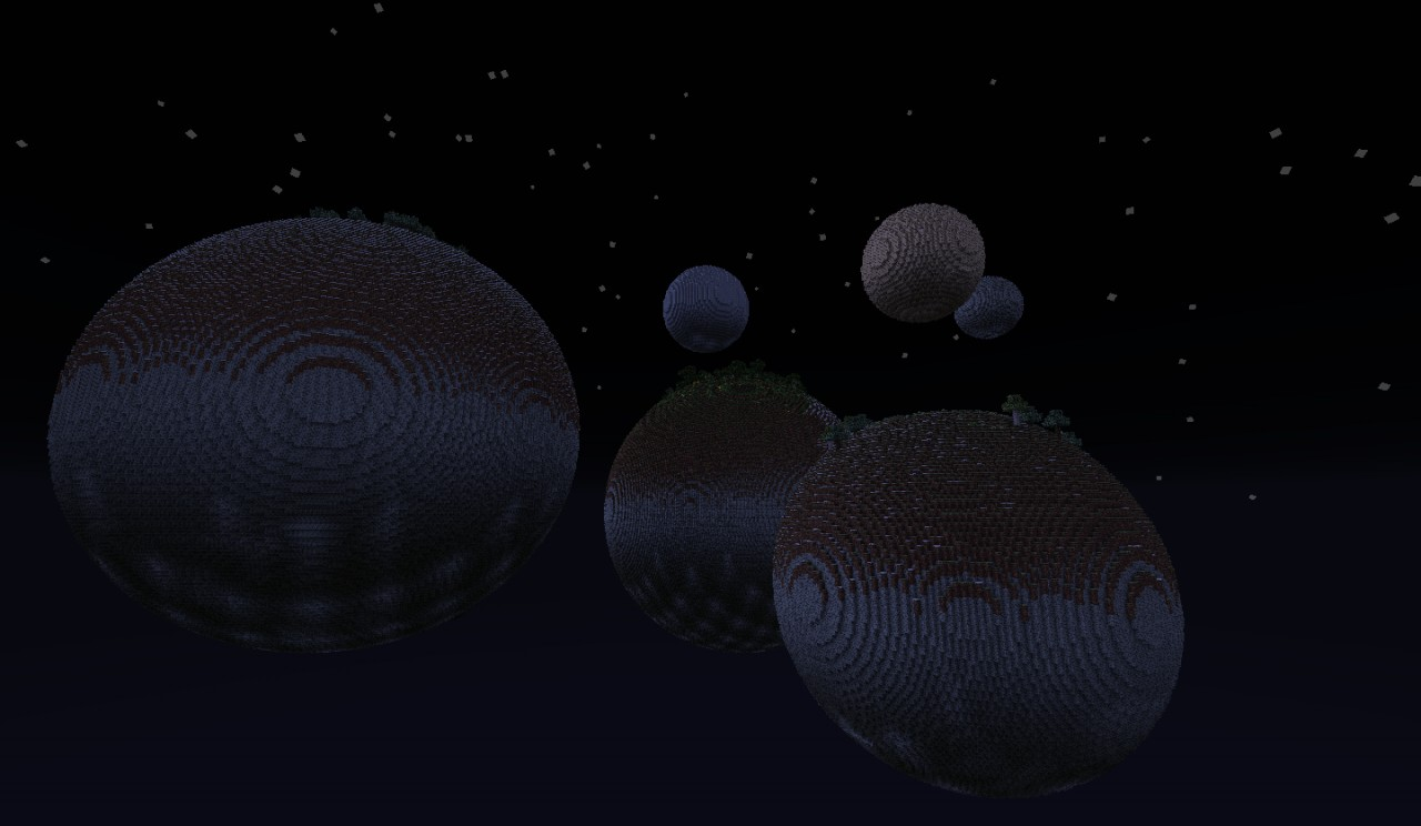 Various Planets