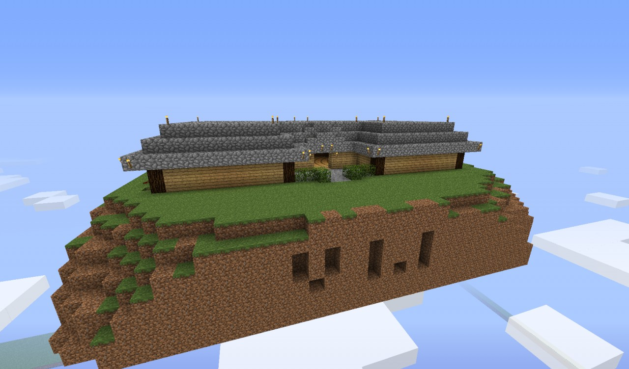 [1.2.5] Minecraft Transforming Piston House V1.1 Minecraft ...