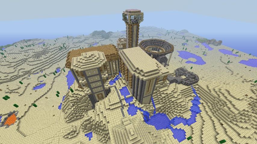 Village – Official Minecraft Wiki