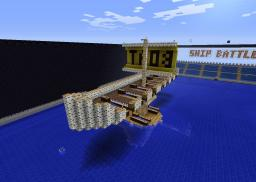 Ship Battles: Dumboat Minecraft Project