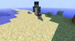 [1.2.5] Boss Mobs: Serpent King (v1.0) Add bosses to your SSP world! Minecraft Mod