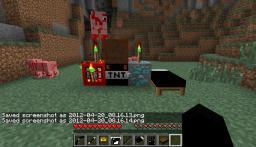 Blood Craft Minecraft Texture Pack