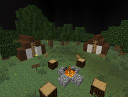 (Still in progress) A Camping Nightmare! (Custom Map) 4 Players - Multiplayer! (updated 1.5.1) Minecraft Map & Project