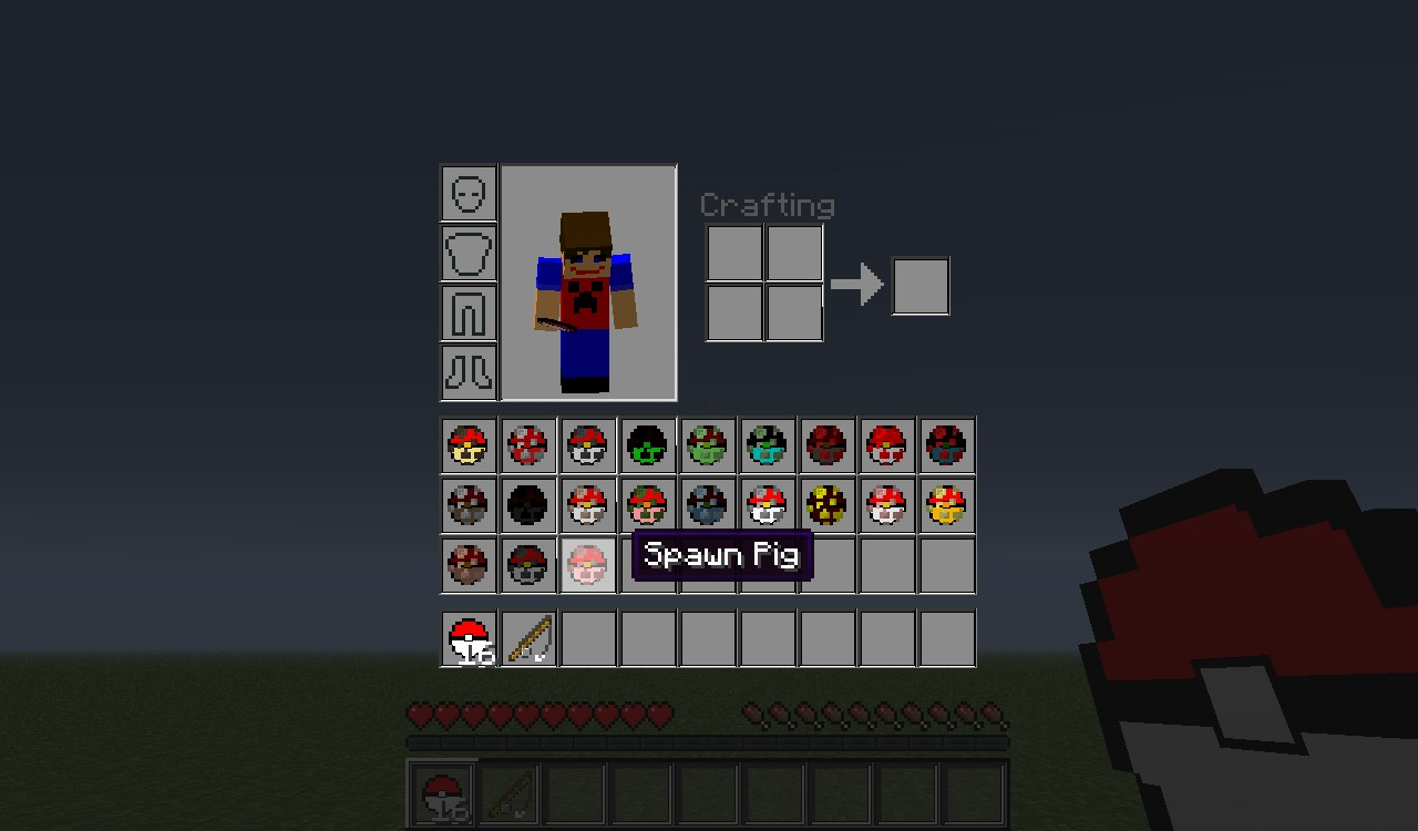 all items with spawner eggs