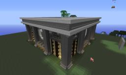 Spleef Arena Minecraft