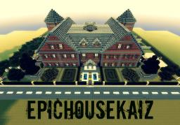 EpicHouseKaiZ (+download) Minecraft Map & Project