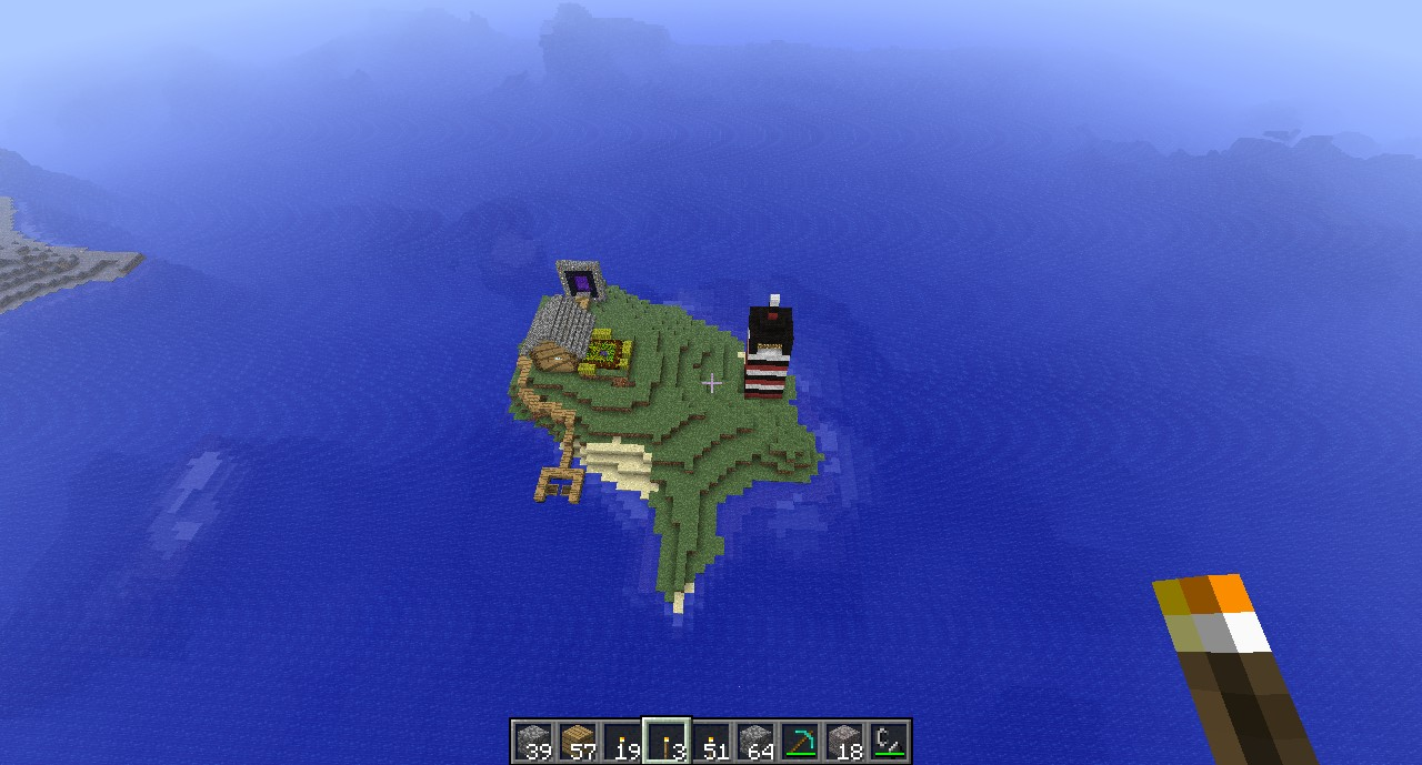 my island house minecraft project. Black Bedroom Furniture Sets. Home Design Ideas