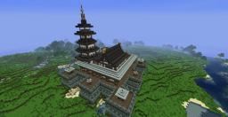 Takaharujō Minecraft Map & Project