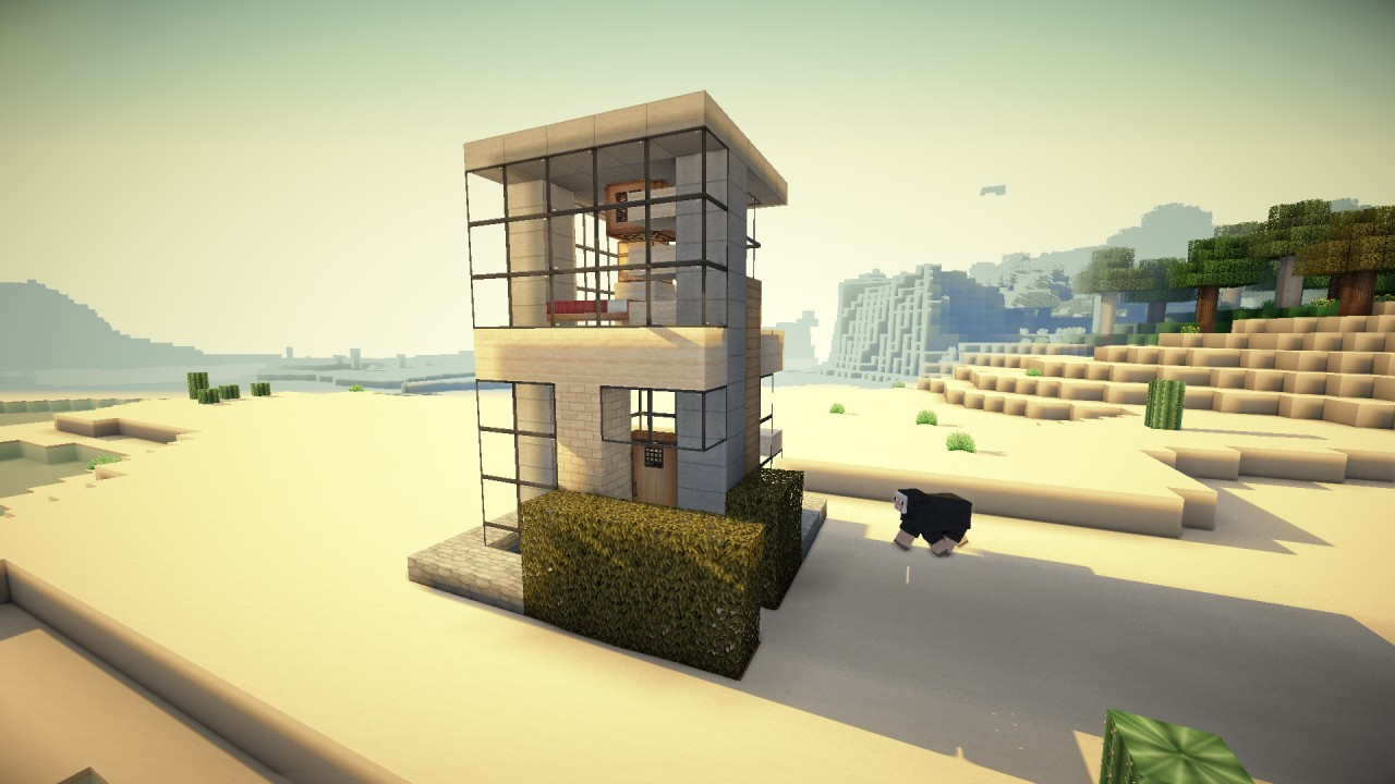5x5 house 2 minecraft project gallery world viewer ccuart Images