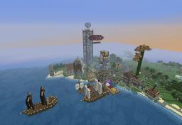 Empire Of Aralon Map Minecraft Map & Project