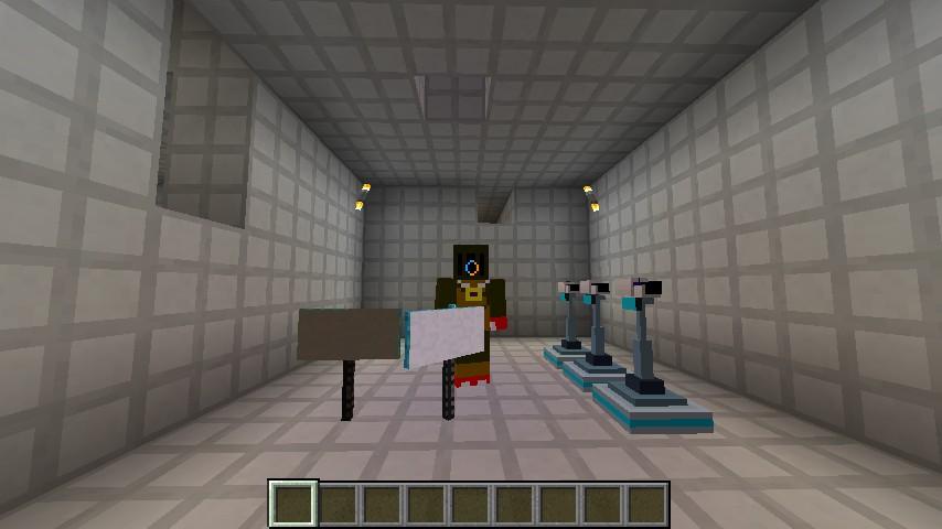 Скачать карту для майнкрафт портал 2