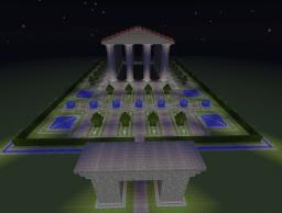 Greek Palace Minecraft Map & Project
