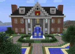 Crumpet Manor : An adventure map for Minecraft Minecraft Map & Project