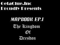 Mapbook! Episode 1! The Kingdom of Dresdon Minecraft Blog