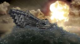 Moebius - Battleship Minecraft Map & Project