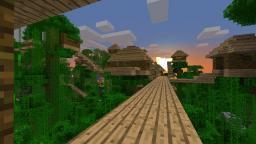 Roman City/Jungle Tree Town Minecraft Map & Project