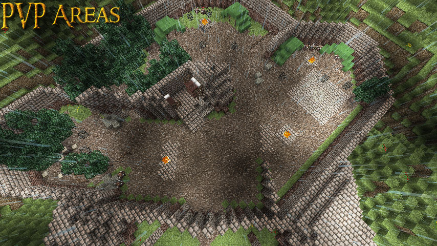 PVP Areas