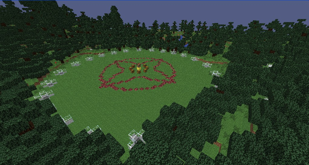The hunger games minecraft edition minecraft server for Mine craft hunger games