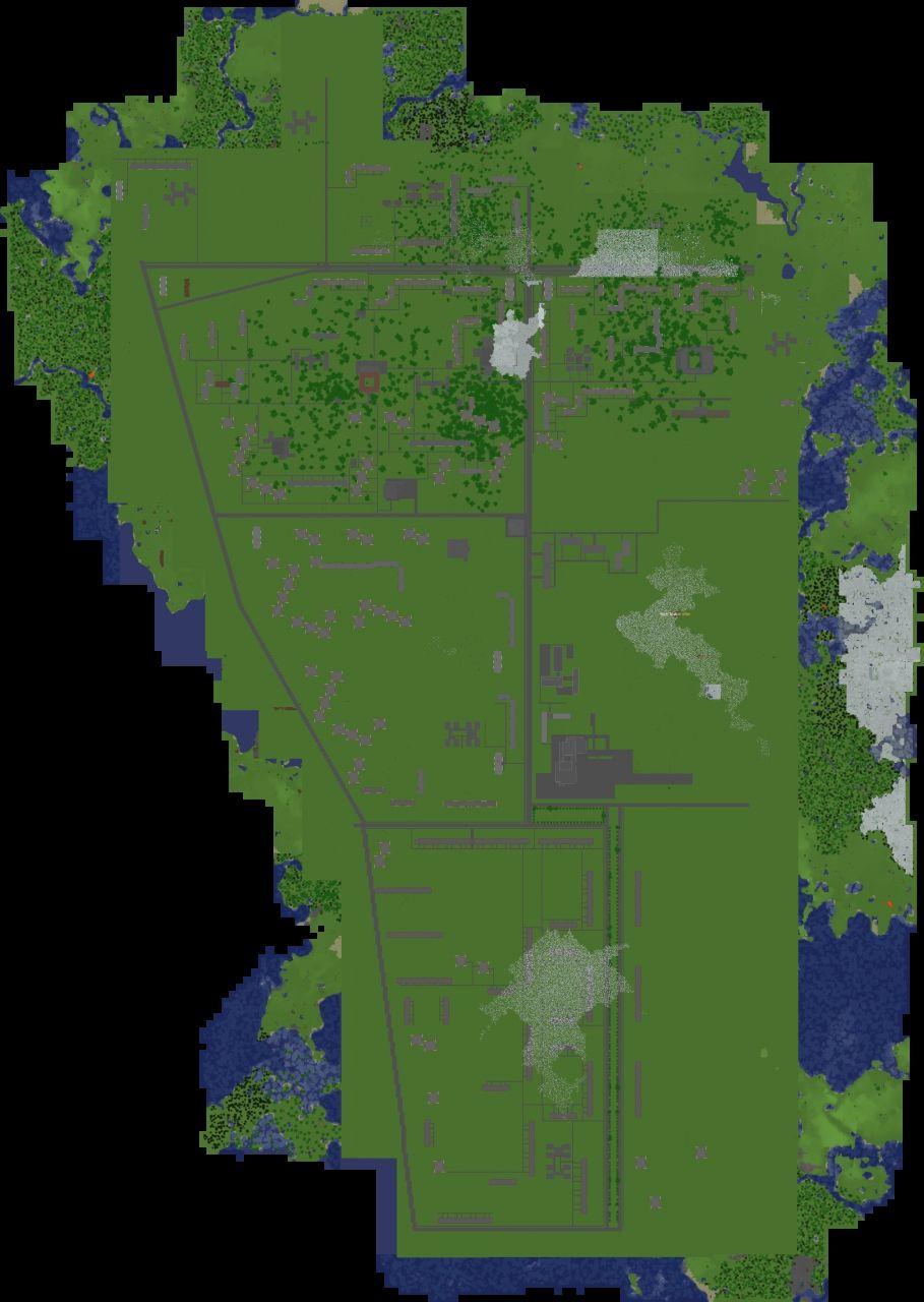 Майнкрафт карта Сталкер зов Припяти