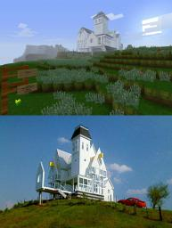 Beetlejuice House Minecraft Map & Project