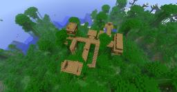 Adventuremap - The Lost Town Minecraft Project