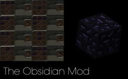 ObsidianMod [1.2.4] Minecraft Mod
